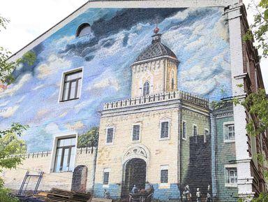Секретные дворики Смоленска