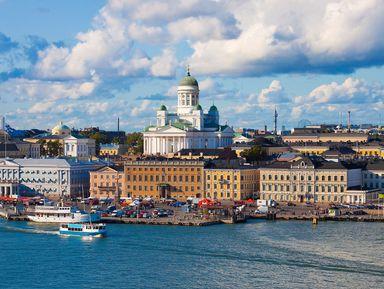 Экскурсия в Хельсинки: Хельсинки— самое главное инетолько