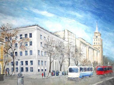 Экскурсии и гиды - Воронеж