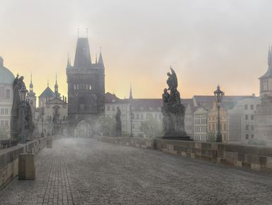Прага глазами инквизитора