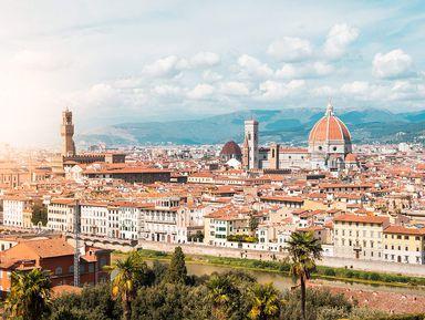 Красоты Флоренции «свысока»