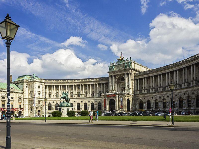 Экскурсия Вена и Адольф Гитлер