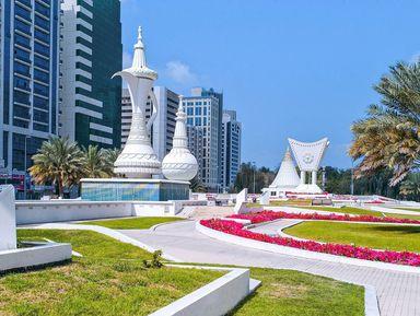 Восточная сказка, или день в Абу-Даби
