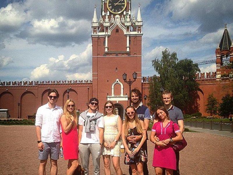 Экскурсия в кремль цена