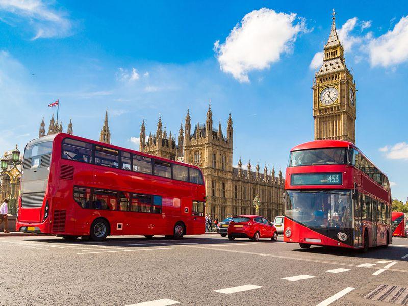 Экскурсия Добро пожаловать в Лондон!