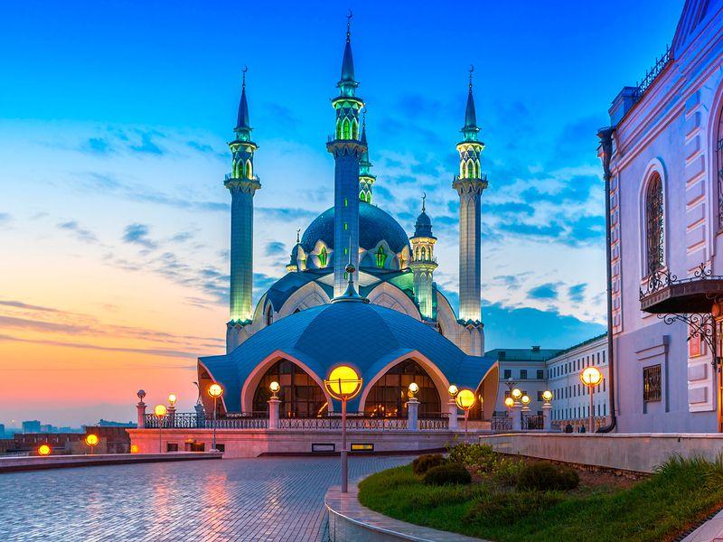 Казань многоликая