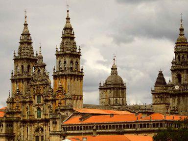 Сантьяго-де-Компостела — любовь с первого взгляда