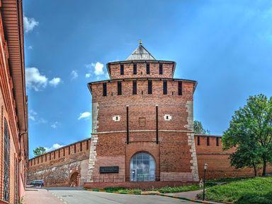 Нижний Новгород изнутри