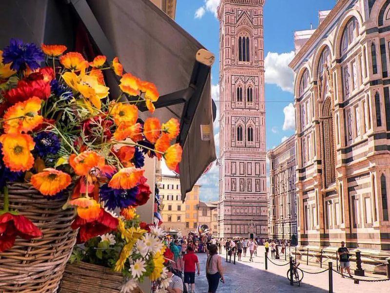 Флоренция глазами флорентийцев