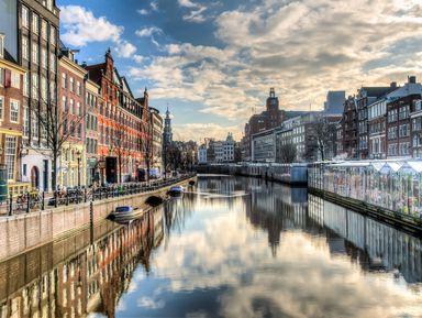 Амстердам своды
