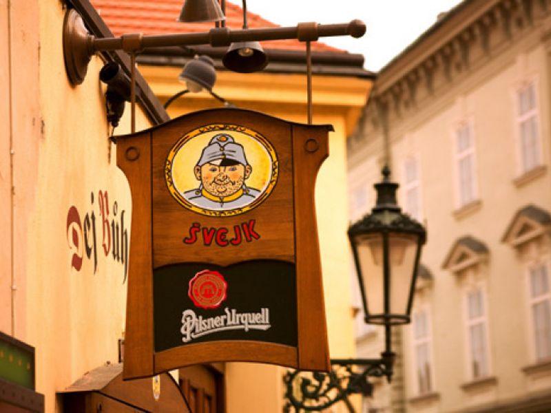 Экскурсия Прага: легенды, писатели, книги и их герои