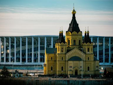 Нижний Новгород с нуля
