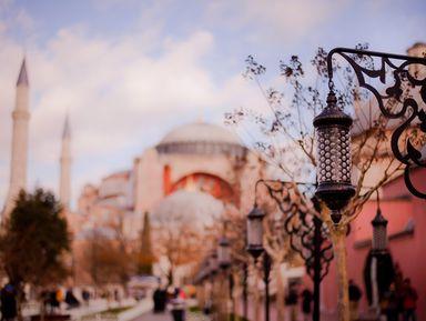 Фотопрогулка в сердце Стамбула