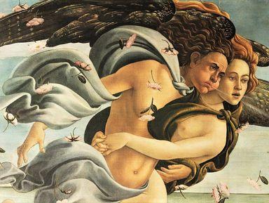 Галерея Уффици — мир прекрасного