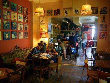 Бар-тур по необычным заведениям Белграда