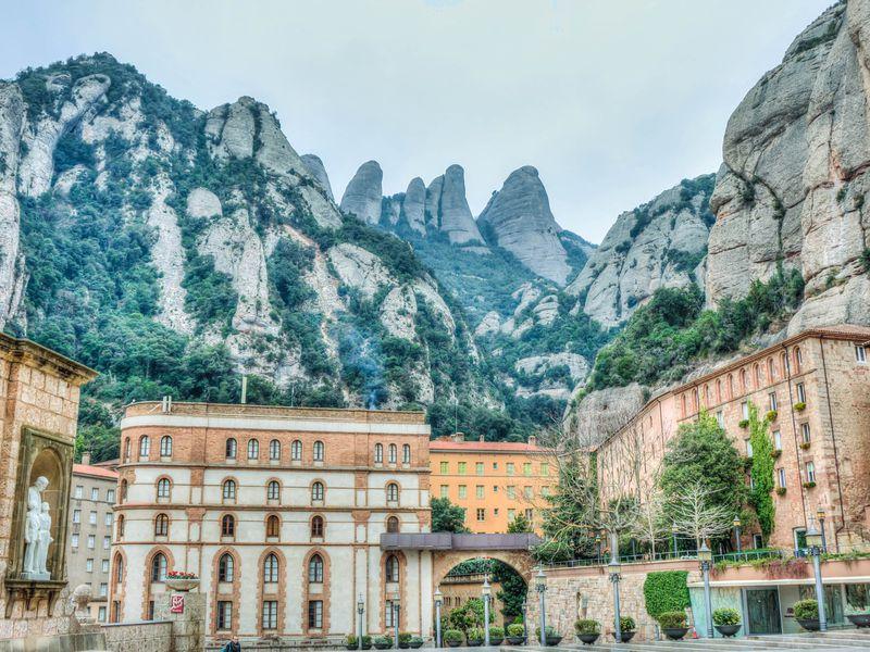 Экскурсия Священная гора Монсеррат