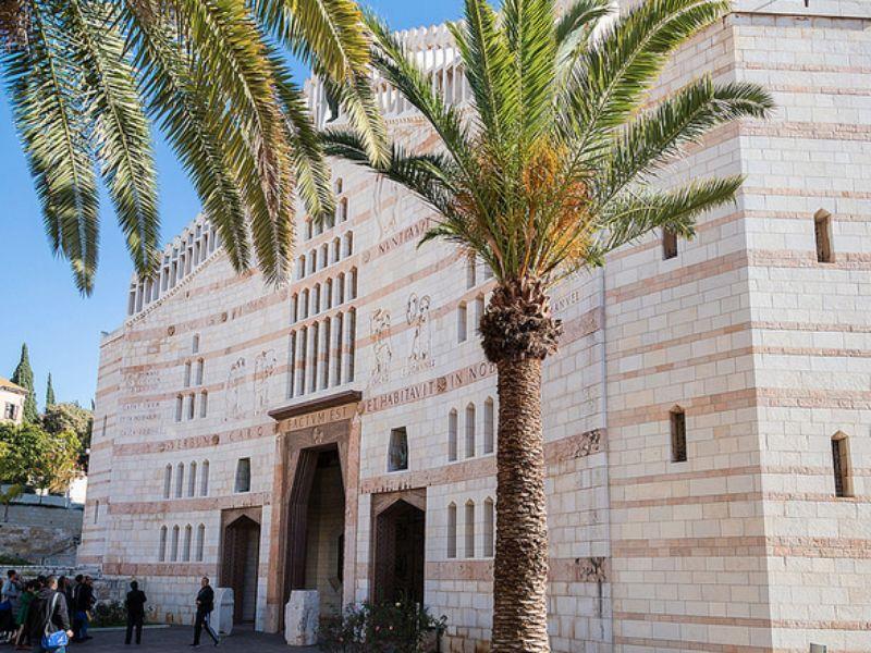 Экскурсия Из Иерусалима на север с Новым Заветом