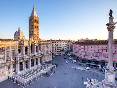 Главные святыни Рима