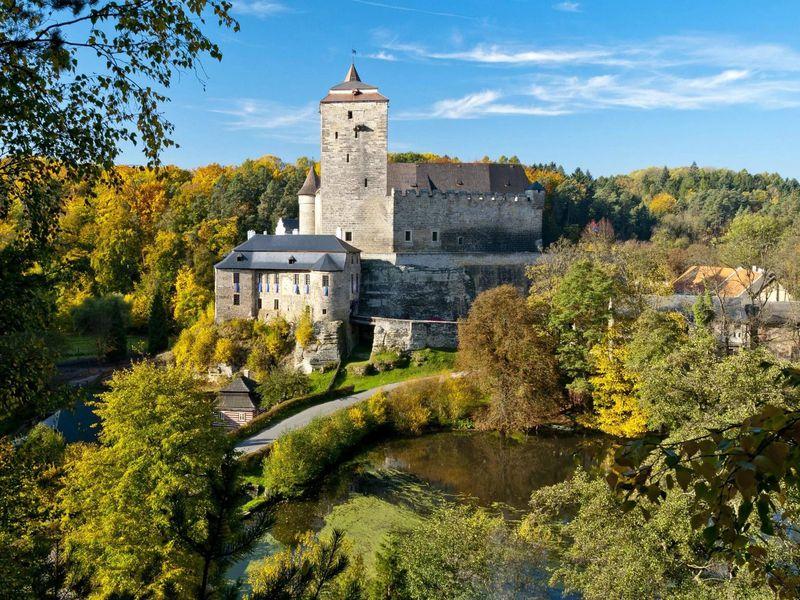 Экскурсия Сокровища заповедника Чешский рай