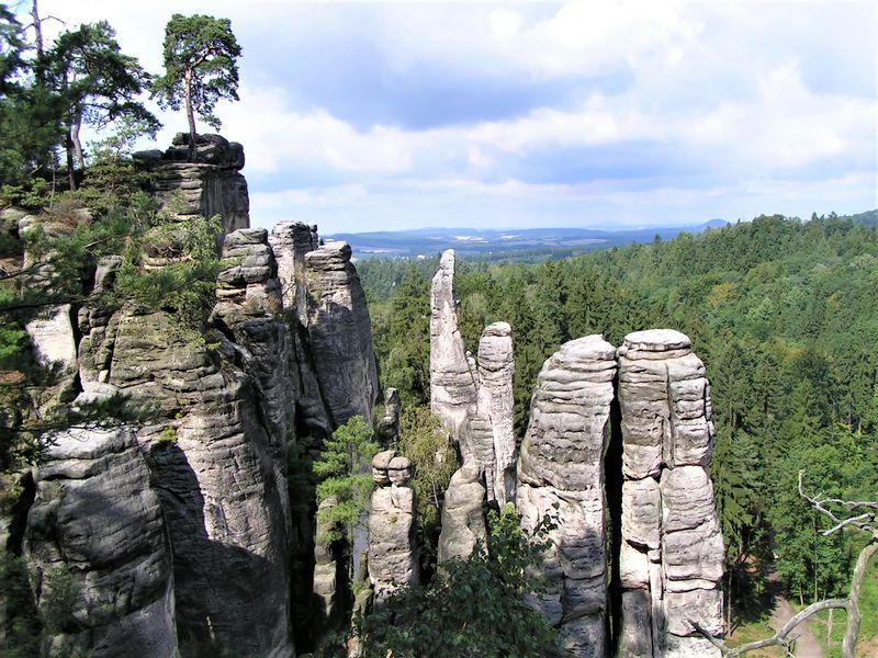 Сокровища заповедника Чешский рай