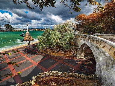 Величие Крыма: Балаклава и Севастополь
