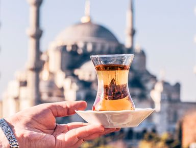 Стамбул в вашем ритме