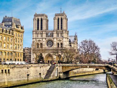 Знакомьтесь, Париж!