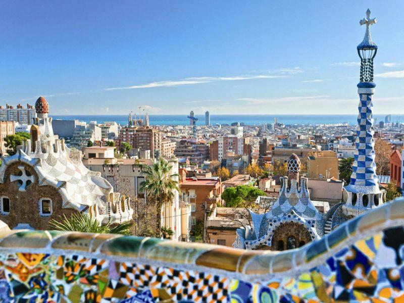 Экскурсия Прогулка по Барселоне с фотосъёмкой