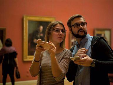 """Экскурсия """"Квест-экскурсия в Русском музее"""": фото"""