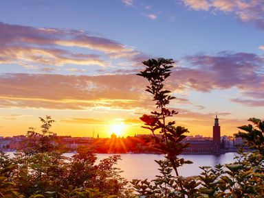 Экспресс-тур по Стокгольму