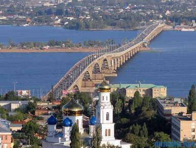 Обзорные и тематические экскурсии в городе Саратов