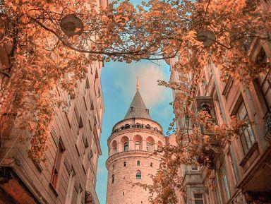 Винтажный Стамбул