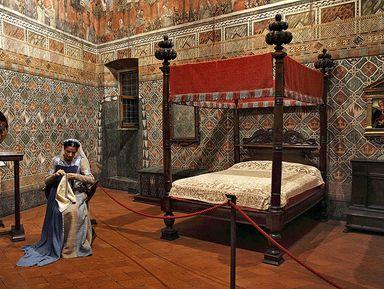 Дворец Даванцати: обыте вСредние века