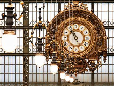 Экскурсия в Париже: Билеты в музей Орсе