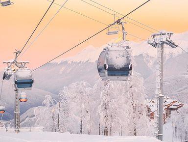 Ски-сафари по горнолыжным курортам Красной Поляны