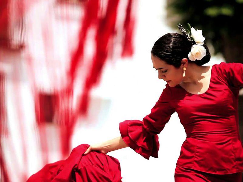 Экскурсия Шоу фламенко, прогулка поСтарому городу итапас-ужин