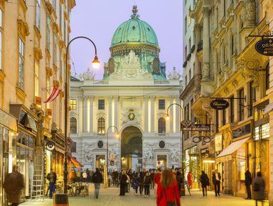 Ежедневная прогулка по Вене за €20