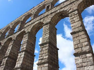 Королевская Испания: Эскориал и Сеговия