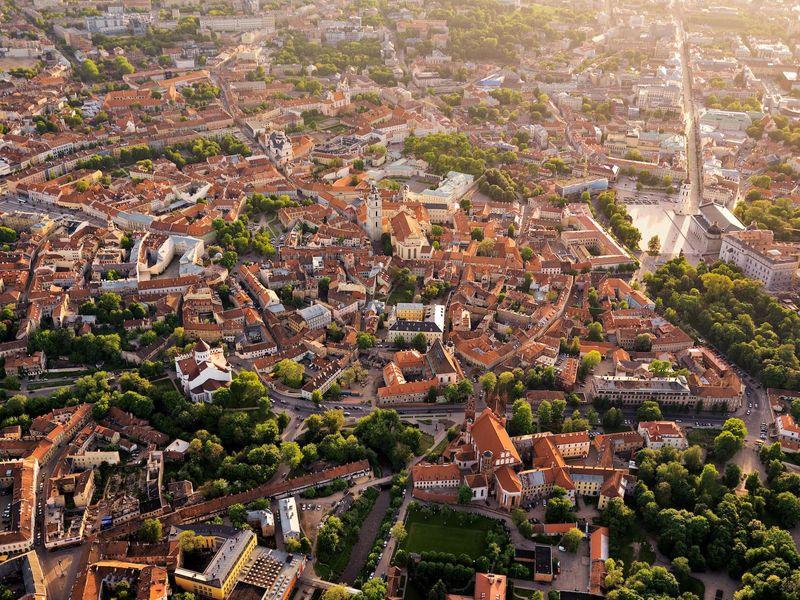 Экскурсия Литва в истории Европы, или загадки Старого Вильнюса