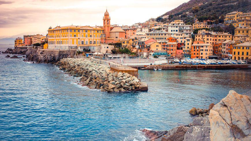 Туры в Геную Достопримечательности знаковые места обязательные к посещению