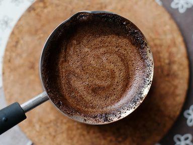 Кофейный арт-класс в сердце Москвы