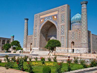 Обзорные и тематические экскурсии в городе Самарканд