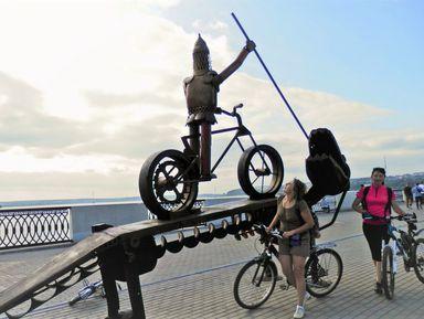 Ижевск на велосипеде!