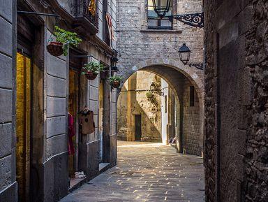 Готический квартал — сердце Барселоны