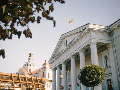 Трансфер из аэропорта и экспресс-экскурсия по Старому Вильнюсу