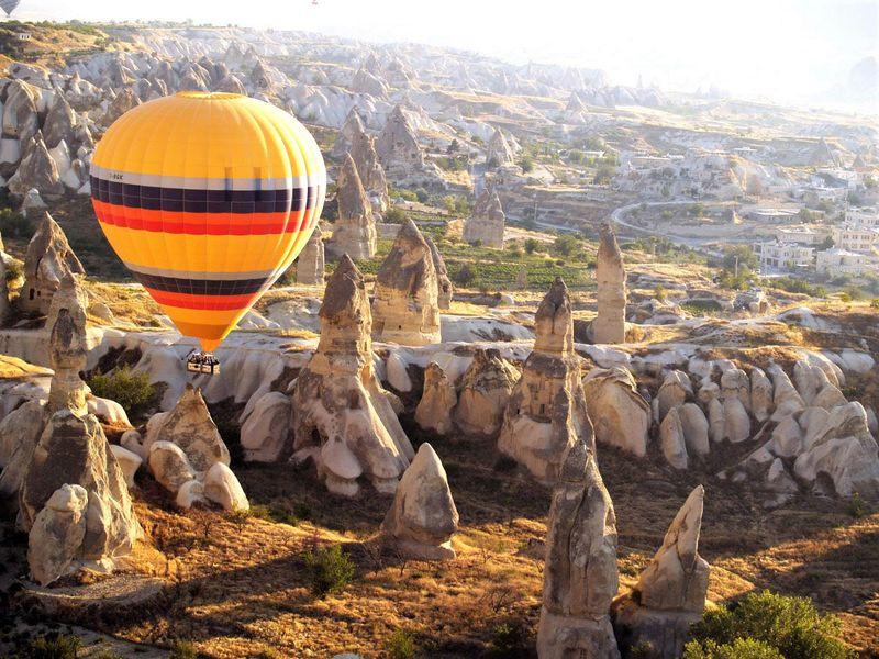 Путешествие в Каппадокию на 2 дня