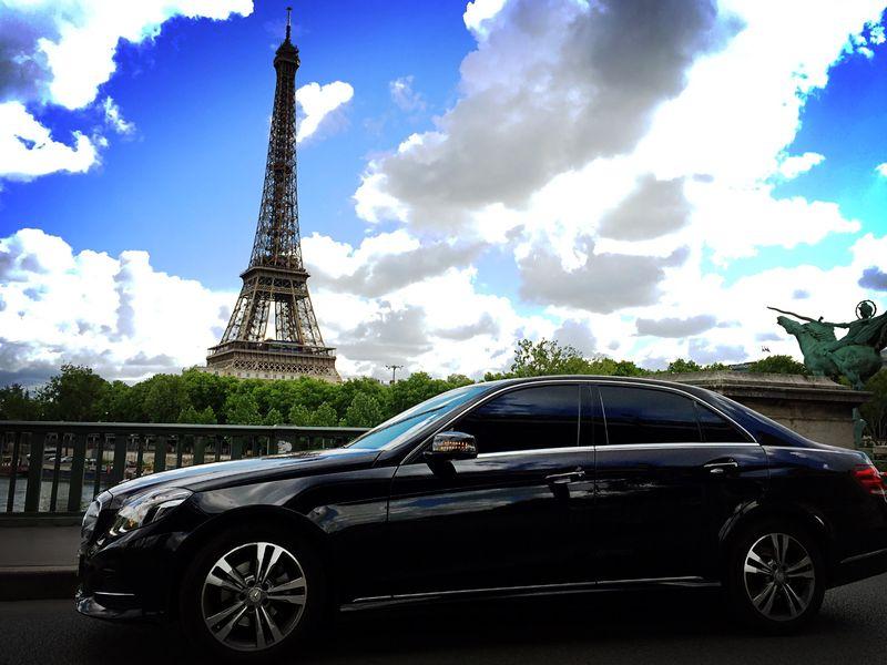Экскурсия Трансфер «Аэропорт (Шарль де Голль/Орли) — Париж»