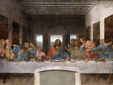 История «Тайной вечери» и жизнь Да Винчи в Милане