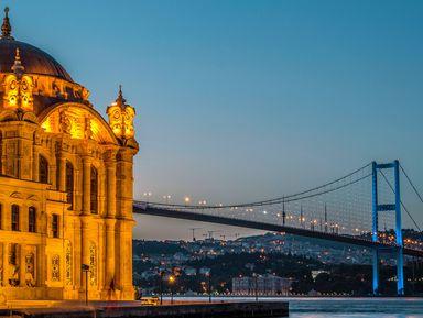 Первая встреча со Стамбулом