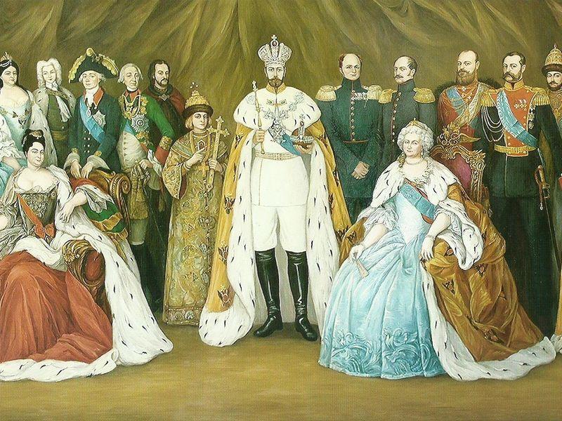 Экскурсия Тайны династии Романовых